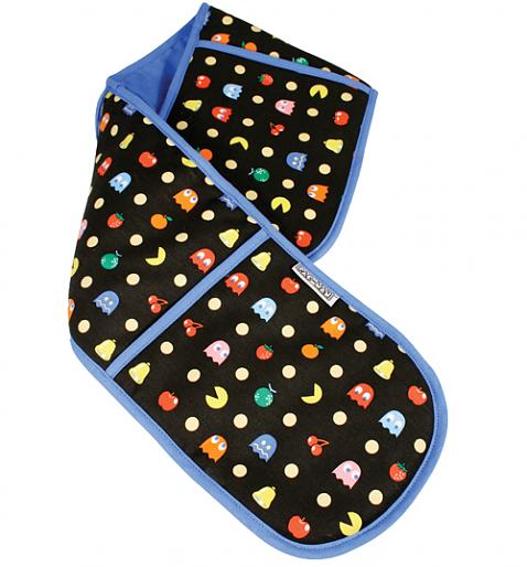 Pac-Man Oven Gloves