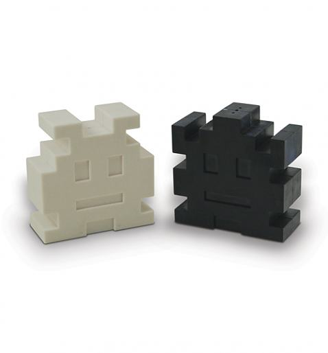 Retro Arcade Salt And Pepper Pots