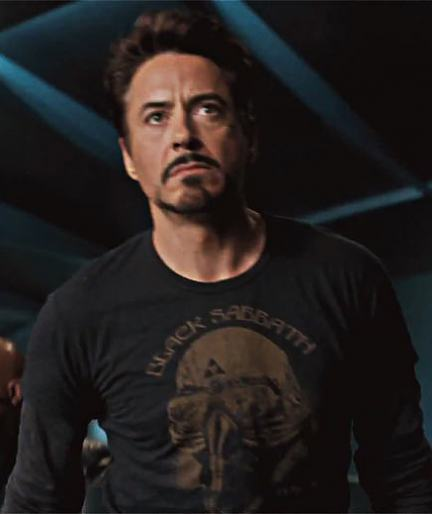 Men's Black Sabbath Tour T-Shirt £19.99 Robert Downey Jr Tony Stark Avengers Assemble