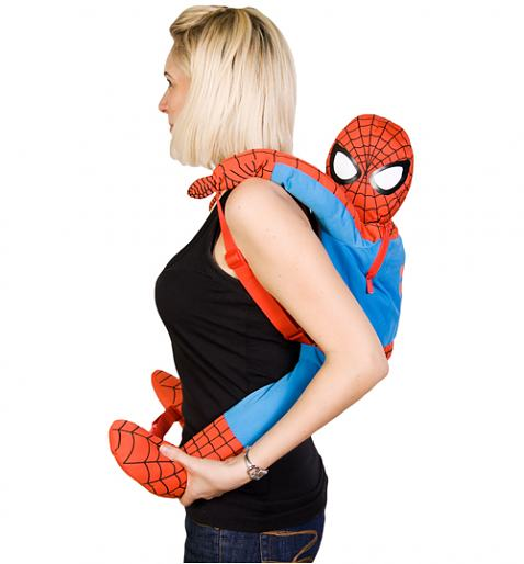 Spiderman Plush Backpack £40.00