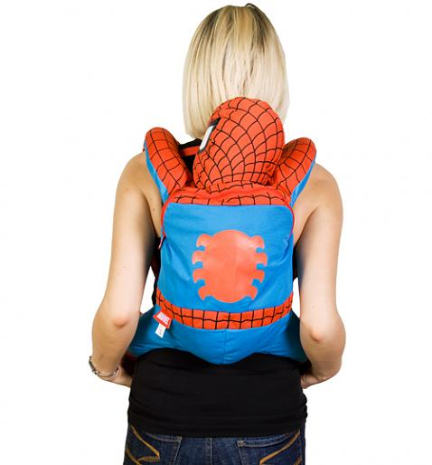 Spiderman Plush Backpack £40.00 +£1.95 P&P