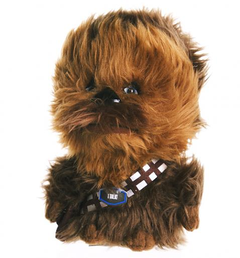Star Wars 9 Inch Chewbacca Talking Plush Toy £19.99