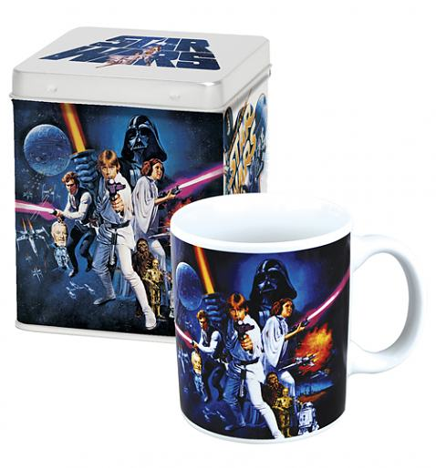 Star Wars A New Hope Mug and Tin Set £12.99