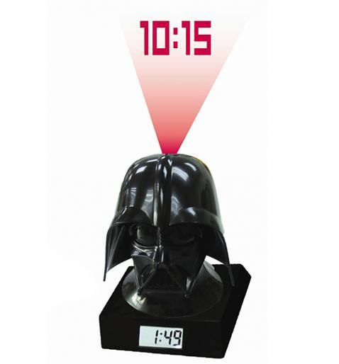 Star Wars Darth Vader Projection Alarm Clock £24.99 +FREE P&P