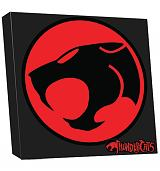 Thundercats Logo 30x30 Canvas Art Print