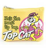Top Cat Coin Purse