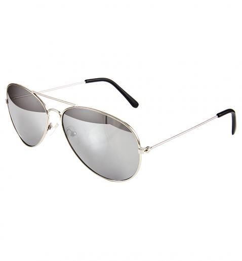 Top Gun Mirrored Aviator Sunglasses