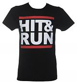 Unisex Hit And Run T-Shirt from The T-Shirt Store