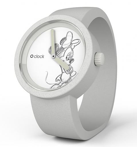 White Minnie Mouse Disney Watch from O Clock - £34.99