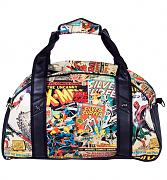 Marvel Comics Characters Gym Bag