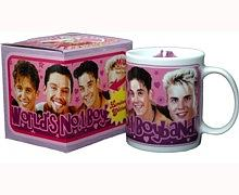 Take That: Worlds Number 1 Boy Band Mug